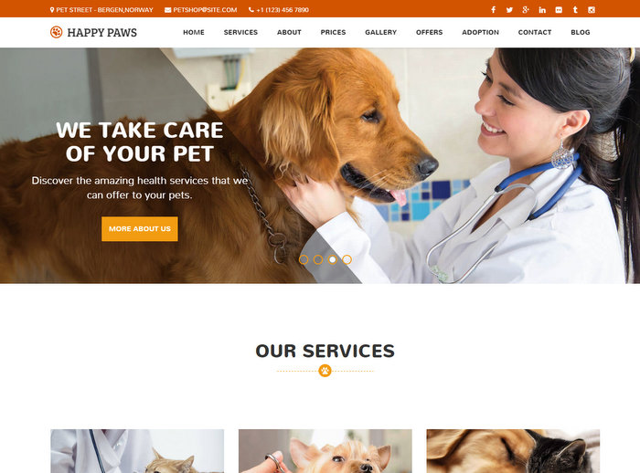 happy-paws-one-page-wordpress-theme