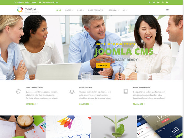 mino-business-joomla-template