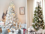 30 Gorgeous Christmas Tree Decoration Ideas 2016