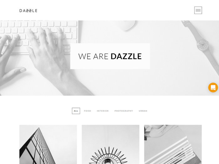 dazzle-wordpress-portfolio-theme