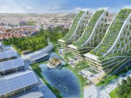 Futuristic Eco-Village in Belgium – Old Industrialized Area as an Amazing Energy-Generating Community