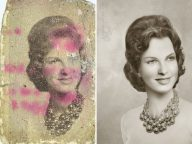 20 Amazing Old Photo Restoration Photoshop Works That May Blow Your Mind