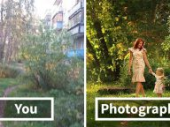 Ordinary People VS. Photographers: How Differently Same Location Looks