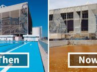 Just 6 Months After The Olympic Venues in Rio – 2016 Summer Olympic