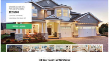 realtor WordPress themes Solus WordPress Real Estate Themes