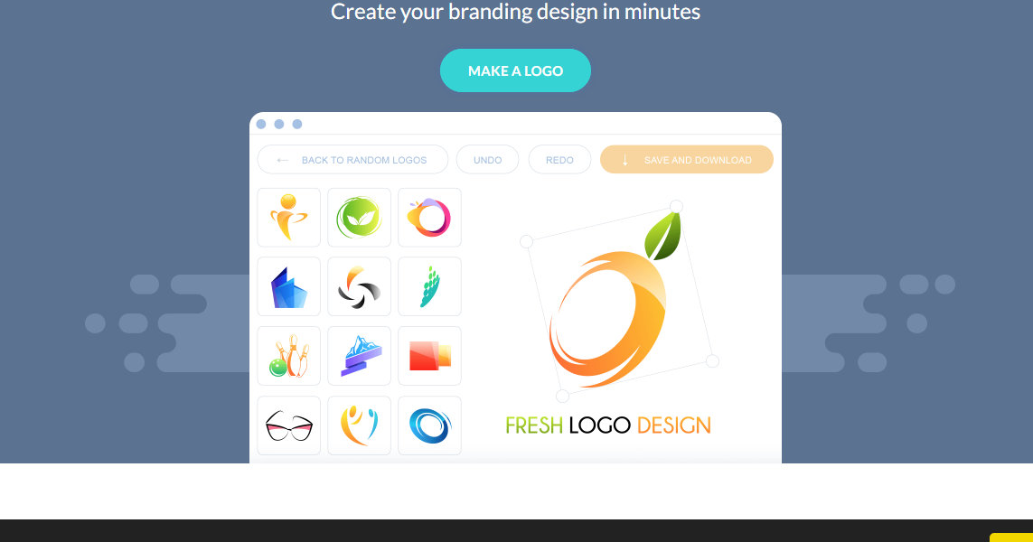 20 best free online logo maker tools 2018 design free logo for Make a blueprint free online