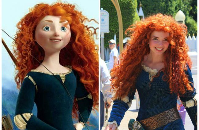 20 Photographs That Prove Our Favorite Animated Movie Characters Live Among Us
