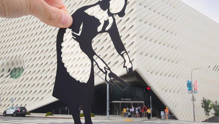 Photographer Use Paper Cutouts to Transform World Landmarks into Quirky Scenes