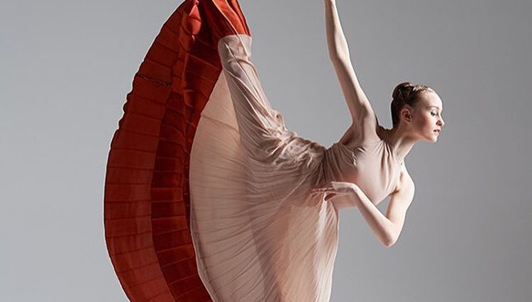 Elegant Graceful Movement of Ballet Dancers Photography by Rachel Neville