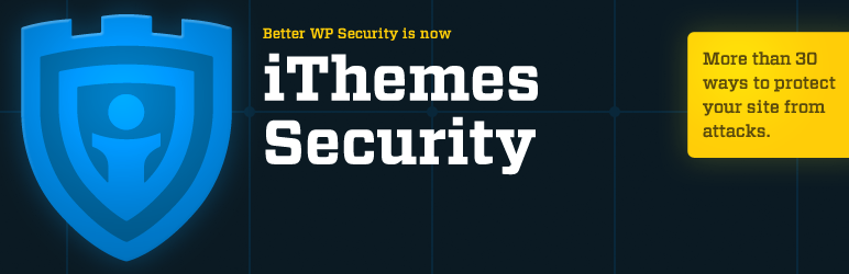 iThemes Security WordPress Security Plugins