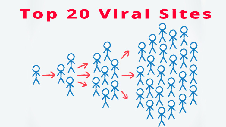 20 Best Viral Websites