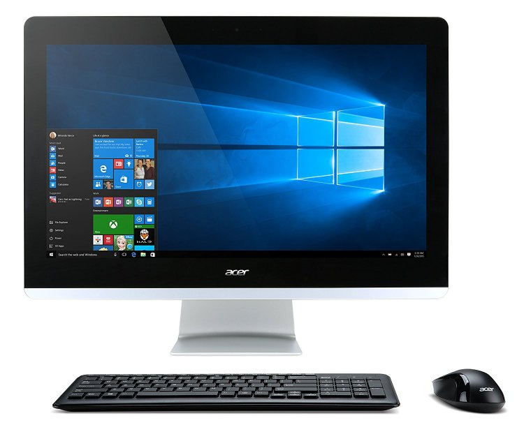 Acer Aspire AIO PC All-in-One Computer