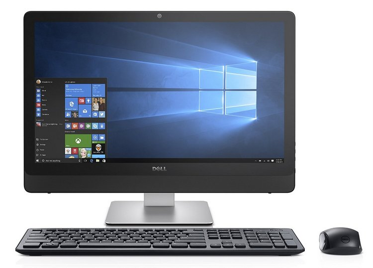 Dell Inspiron 24 All-in-One Computers