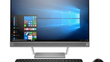 HP Pavilion Touchscreen 23.8 All-in-One Computers