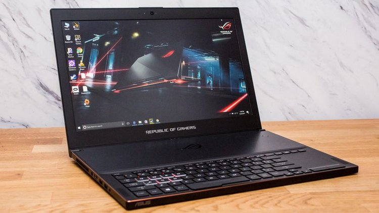 10 Best Gaming Laptops Reviews-Asus ROG Zephyrus GX501