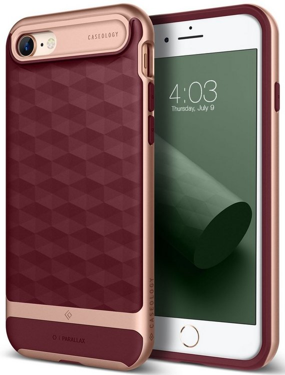Caseology Parallax Series iPhone 8 Case