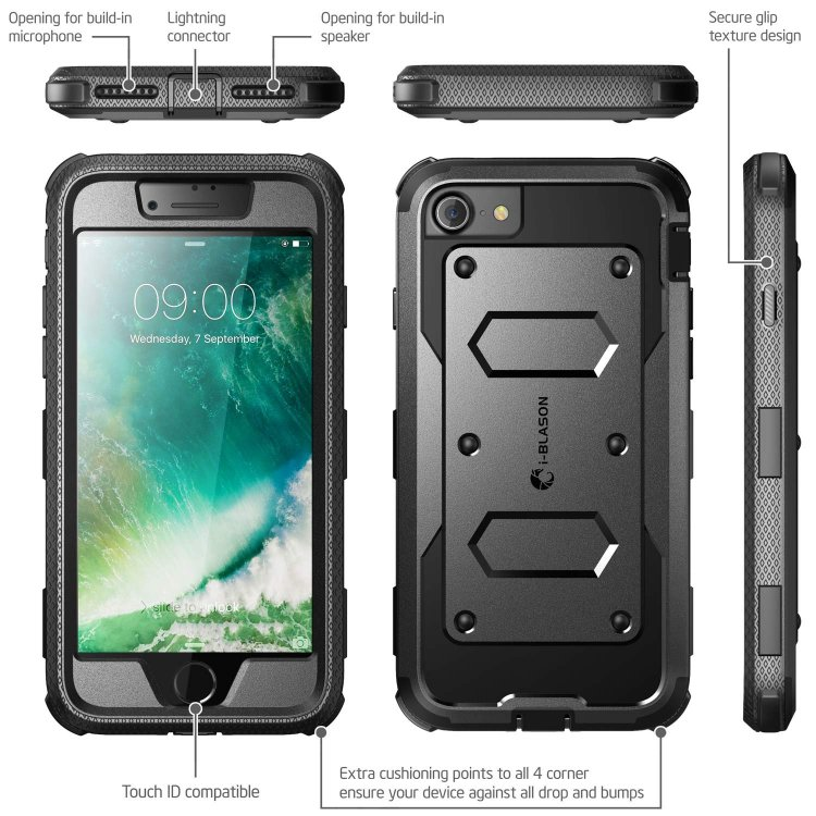 i-Blason Armorbox iPhone 8 Case