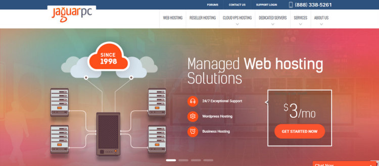 Cheap Web Hosting JaguarPC Web Hosting