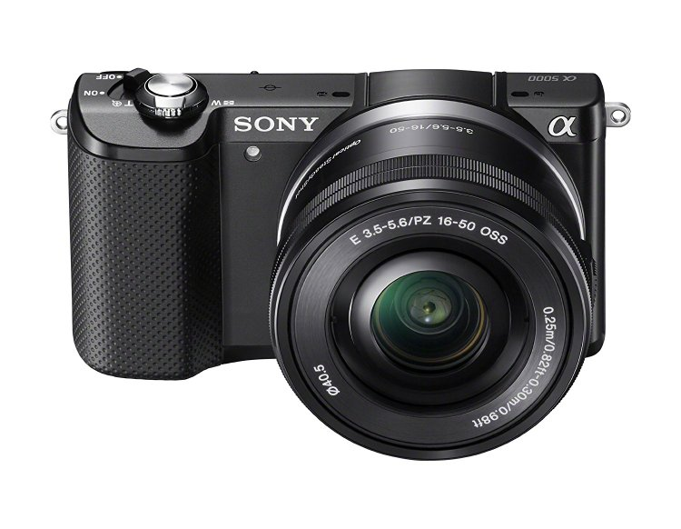Sony Alpha A5000 sale on cameras
