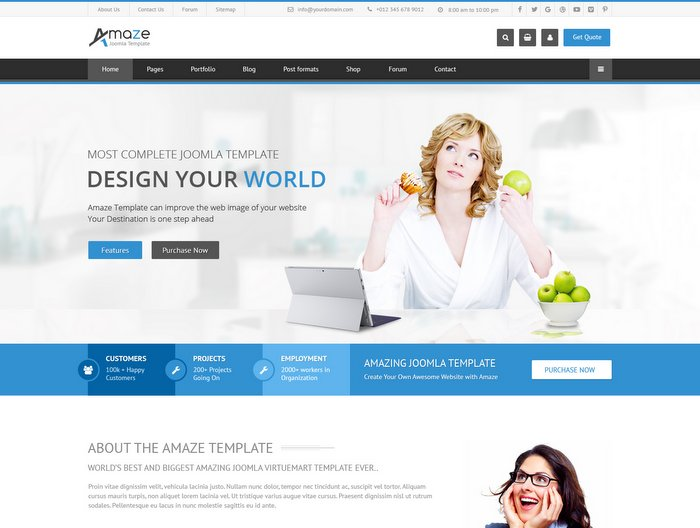 amaze-corporate-responsive-multipurpose-joomla-template