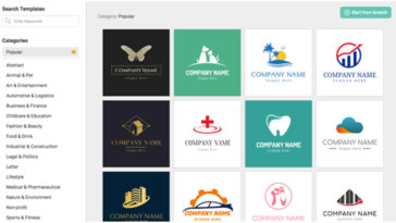 DesignEvo Free and Online Logo Design Solution