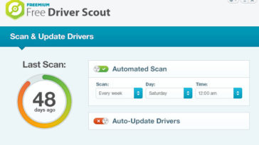 Download Free Driver Scout Software
