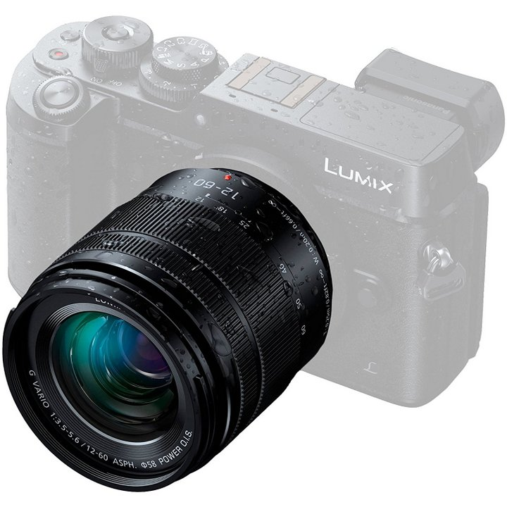Mirrorless cameras Panasonic Lumix GX80 GX85