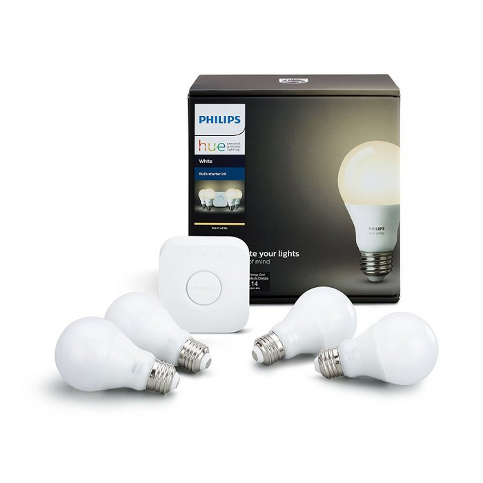 Philips Hue White Smart Bulb Starter Kit Products