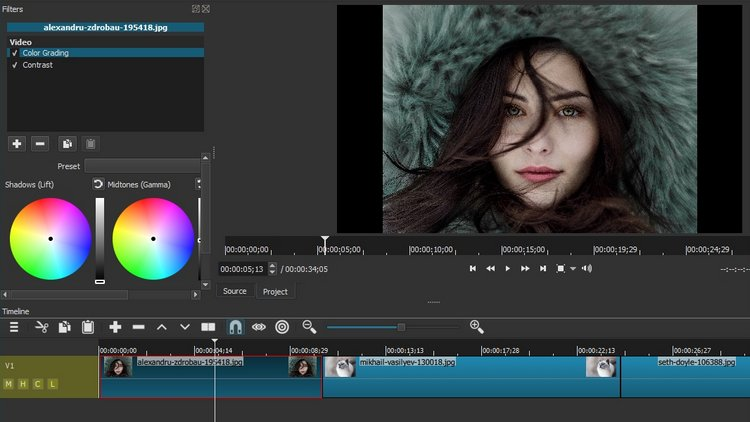 Shotcut Free Windows Movie Maker Alternative