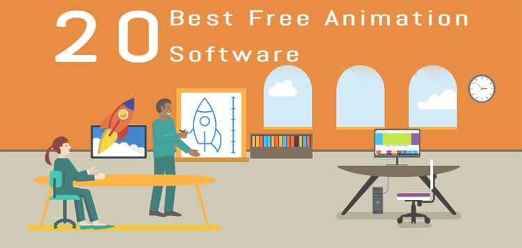 20 Best Free Animation Software