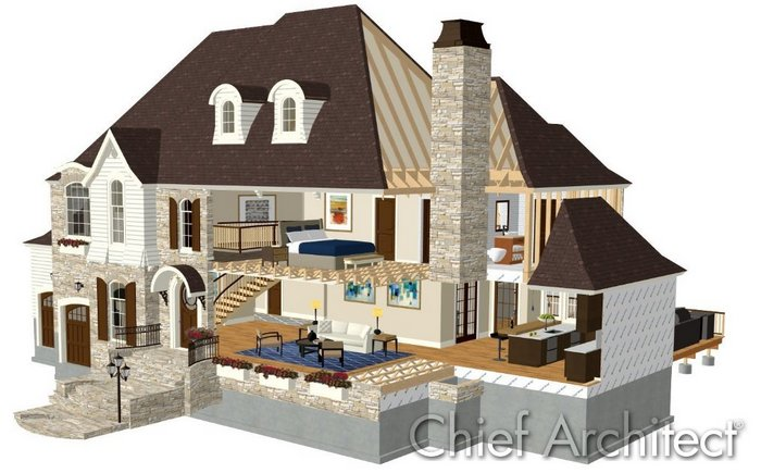 15 best home design software 2018 for Easy architectural software
