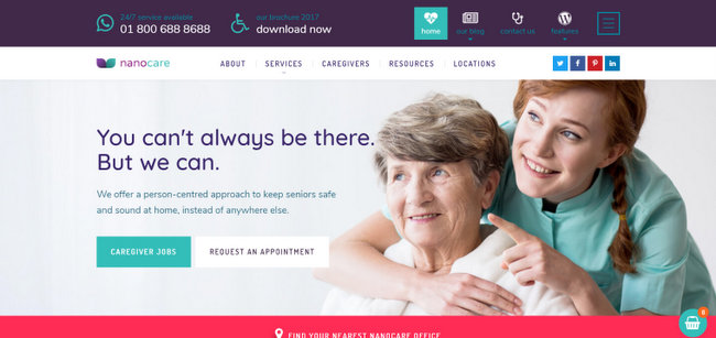 43 WordPress Themes for Health and Medical Websites