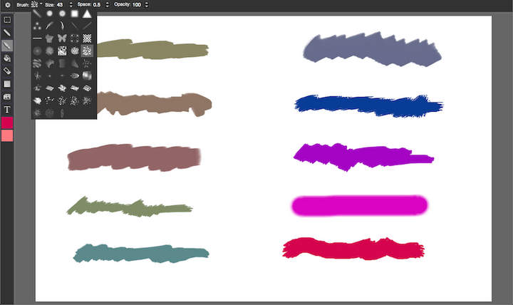 Online Paint Tool Painting Tools YouiDraw