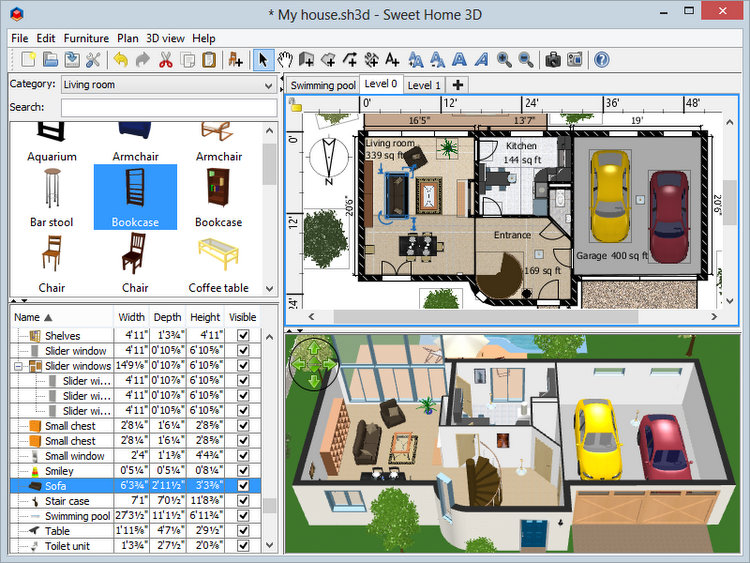 Best Home Design Software - The Best Free House Design Software