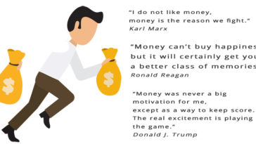 Wise Quotes About Money