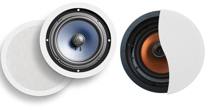 10 Best in Ceiling Speakers