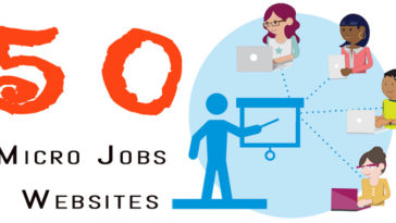 50 Online Micro Jobs Websites to Work from Home