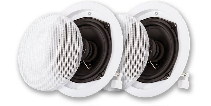 Acoustic Audio R191 Best Home Theater Ceiling Speaker