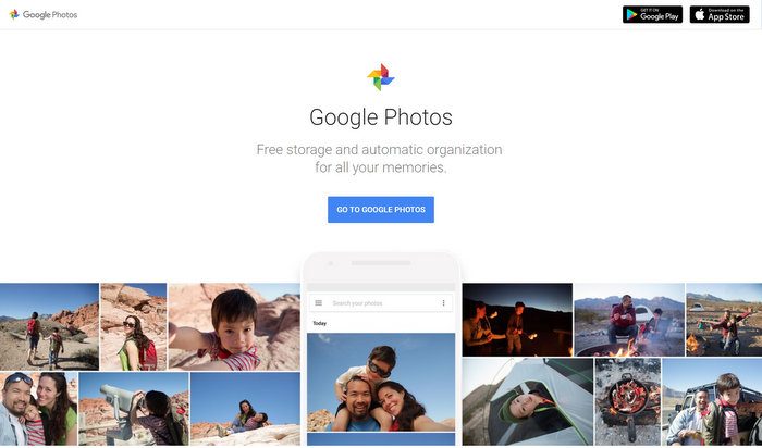 Google Photos Free Image Hosting