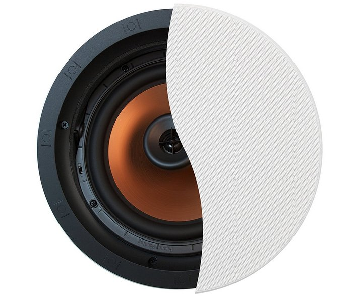Klipsch's CDT-5800-C White Best Sound best ceiling speakers