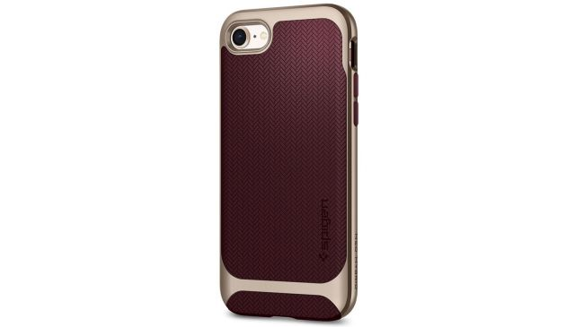 Spigen Neo Hybrid Herringbone iPhone 8 case