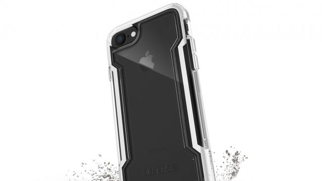 X-Doria Defense Clear iPhone 8 case