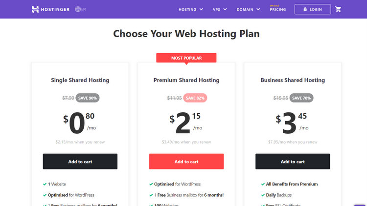 10 Best Cheap Web Hosting Providers Review