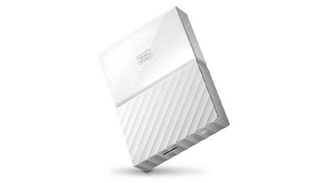 Western Digital My Passport 4TB External Hard Drives