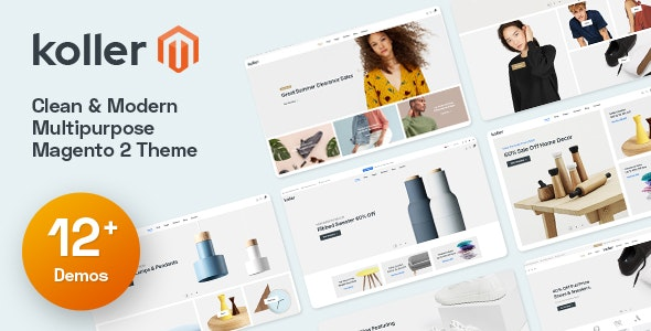 The Best Magento Themes for your online store
