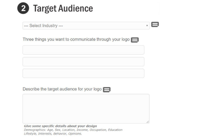 Target Audience Information