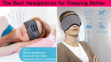 5 Best Headphones for Sleeping Better