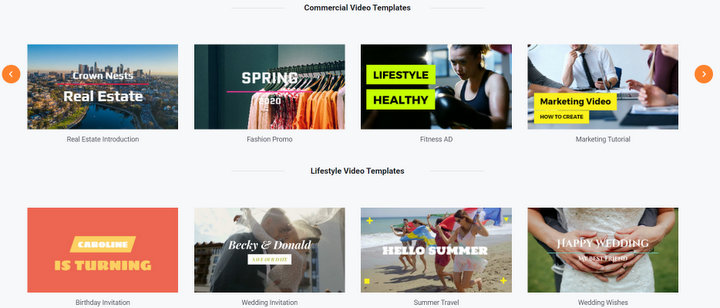 FlexClip: Best Simple Editor to Create Video with Photos & Music Online