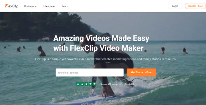 FlexClip Free Online Video Editor
