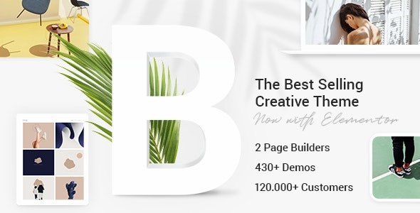Bridge Multipurpose WordPress Theme
